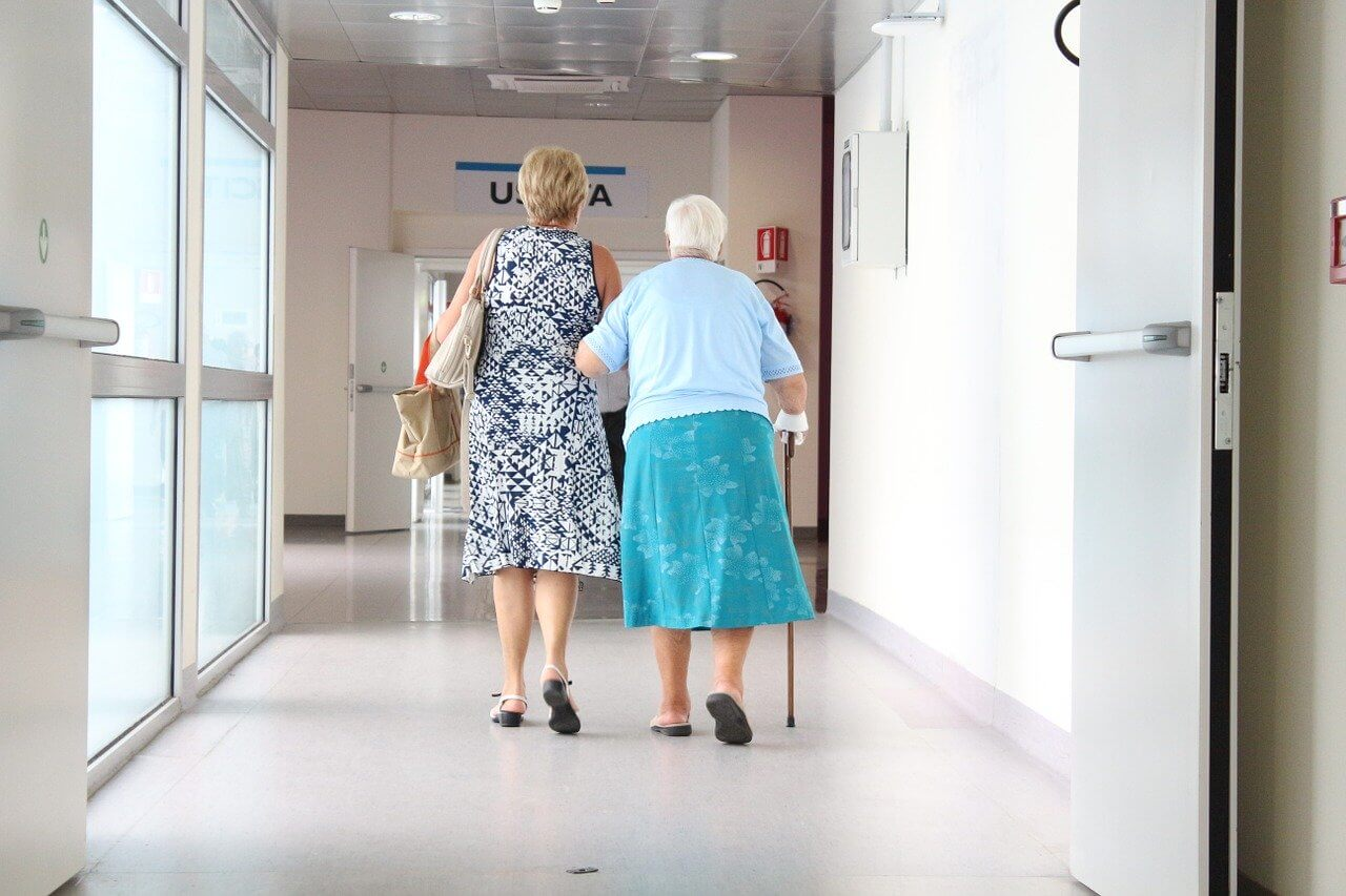 Why Canada's seniors need to AVOID frailty during COVID-19