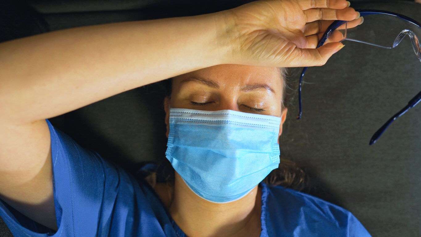 A year into the pandemic, nurses exhausted – and angry